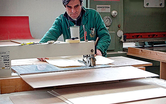 Made in Italy joinery