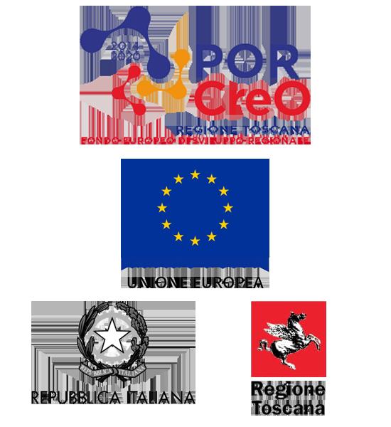 Logo PorCreo Regione Toscana